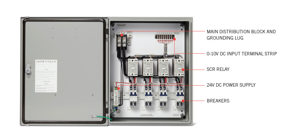 home relay panel reference manual infratech infratech heaters wiring diagrams at mr168.co