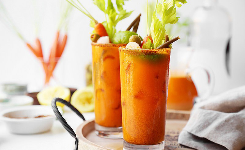 carrot bloody mary - infratech