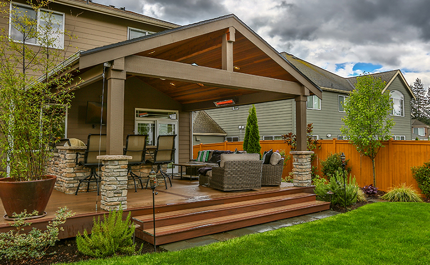 OUTDOOR LIVING Archives - Infratech Official Site on Patio Cover Ideas For Winter id=50229