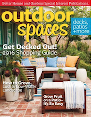 Outdoor Spaces Magazine